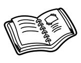 Dibujo de Album de l'école