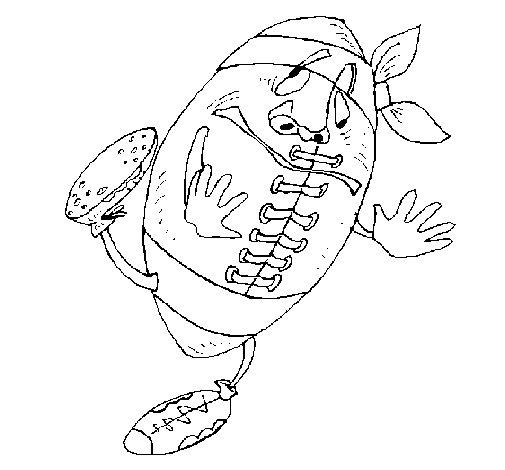 Coloriage Ballon De Rugby.Coloriages Blason Des Samoa Au Rugby Coloriage Ballon De