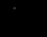 <span class='hidden-xs'>Coloriage de </span>Petit fourmilier à colorier