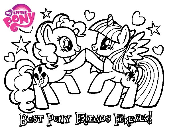 Free Coloring Pages Of Liro Pony