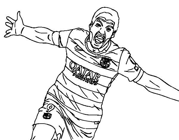 Soccer Goal Sketch Templates