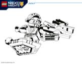 <span class='hidden-xs'>Coloriage de </span>Voler avec Aaron Fox à colorier