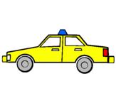 Coloriage Taxi colorié par wsderftghujnmhjlj.i`klmnb