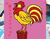 Coq chantant