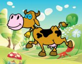 Vache laitière 1