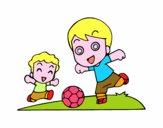 Football à l'école