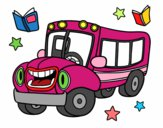 Autobus animé