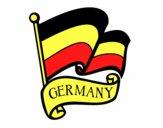 Drapeau de Allemagne