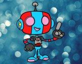 Robot sympathique
