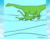 Famille de Brachiosaures