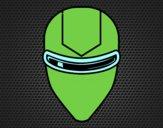 Masque rayon laser