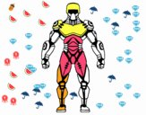 Robot combattant