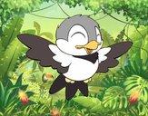 Petit oiseau sympathique