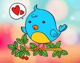 Le Twitter oiseau
