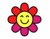 Fleur simple