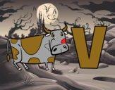 V de Vache