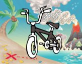 Bicyclette enfantin