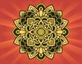 Mandala décoratif