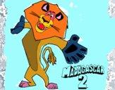 Madagascar 2 Alex 2