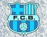 Blason du F.C. Barcelone