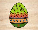 Un œuf de Pâques