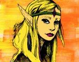 Princesse elfe