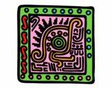 Symbole maya