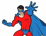 Super-héros masqué