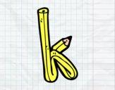 K minuscule
