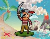 Pirate de jouets