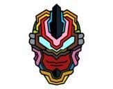 Masque robot
