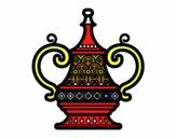 Vase arabe