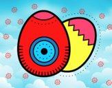 2 oeufs de Pâques
