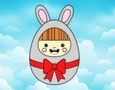Costume de Pâques
