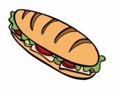 Sandwich complet
