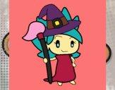 Térébenthine une sorcière