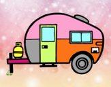 Caravane moderne