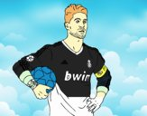 Sergio Ramos du Real Madrid