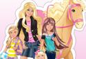 Famille de Barbie