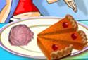 Gâteau à la citrouille d'Halloween