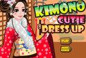 Kimono pour une fille