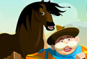 La ferme de chevaux