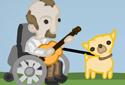 Le chien fidèle