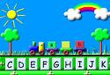 Le train alphabet