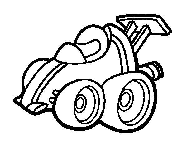 voiture de formule 1 micro